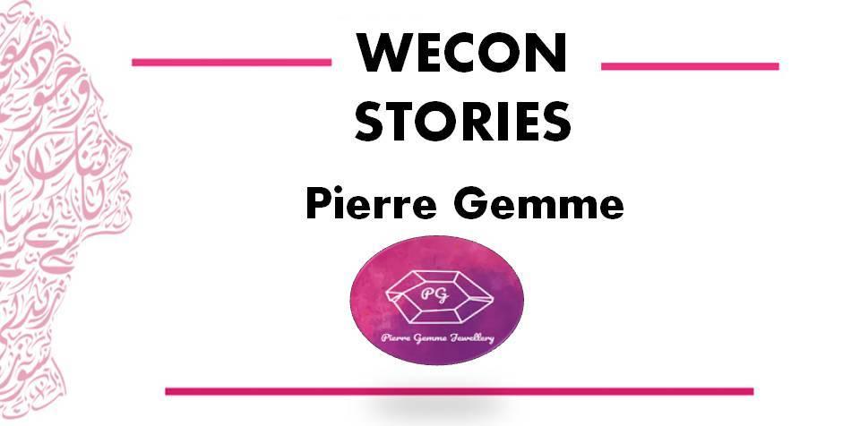 WECON STORIES- PIERRE GEMME